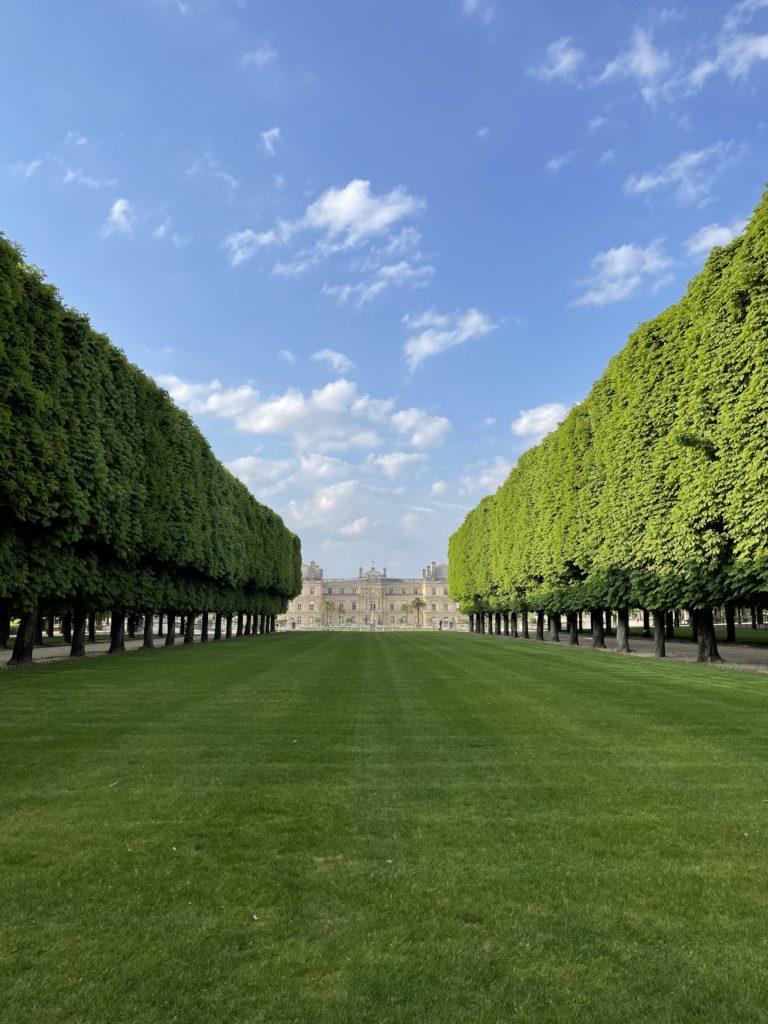 Hotel du Levant Paris Jardin luxembourg senat printemps
